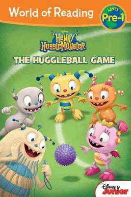 World of Reading: Henry Hugglemonster The Huggleball Game: Level Pre-1