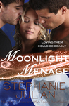 Moonlight Menage (Lucani Lovers, #2)