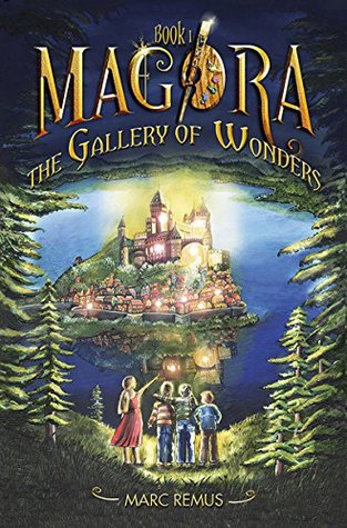 The Gallery of Wonders (Magora #1)