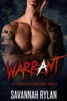 Warrant (Righteous Outlaws MC, #1)