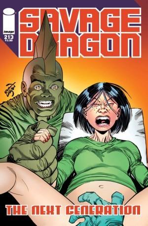 Savage Dragon #213