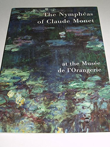 The Nymphéas Of Claude Monet At The Musée De L'orangerie