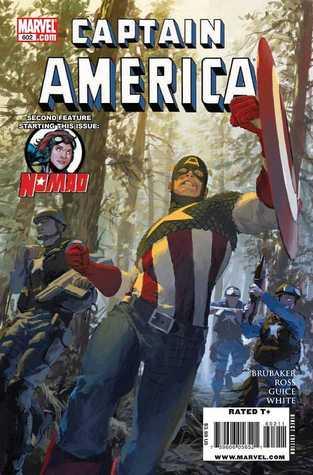 Captain America 602