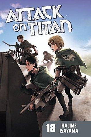 Attack on Titan, Vol. 18