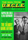The Man From U.N.C.L.E. Magazine (vol. 3, no. 1, Feb. 1967)