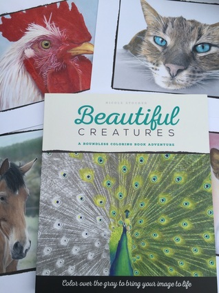 Beautiful Creatures Grayscale Coloring Book for Adults: A Boundless Adult Coloring Book Adventure