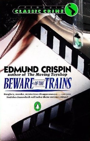 Beware of the Trains (Gervase Fen, #9)