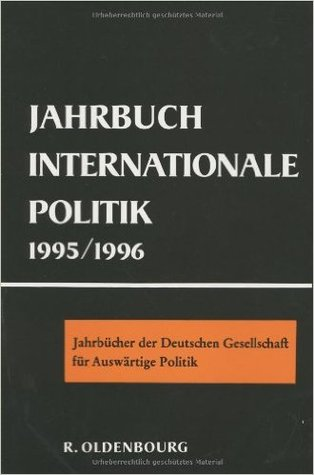 Jahrbuch Internationale Politik 1995-1996