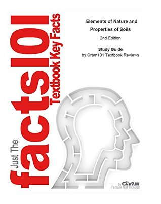 e-Study Guide for: Elements of Nature and Properties of Soils by Nyle C. Brady, ISBN 9780130480385