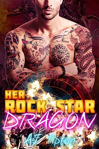 Her Rock Star Dragon (Her Biker Dragon Book #3)