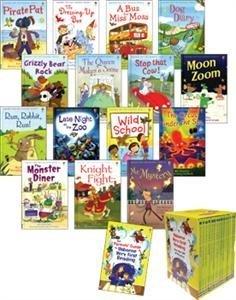 Usborne Very First Reading (14 Beginning Books in Box)