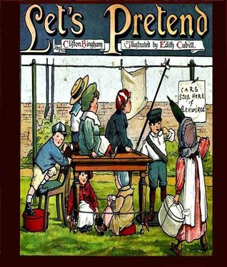 Let's Pretend (Children's Poetry Game and Playtime Book)