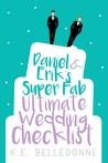 Daniel & Erik's Super Fab Ultimate Wedding Checklist