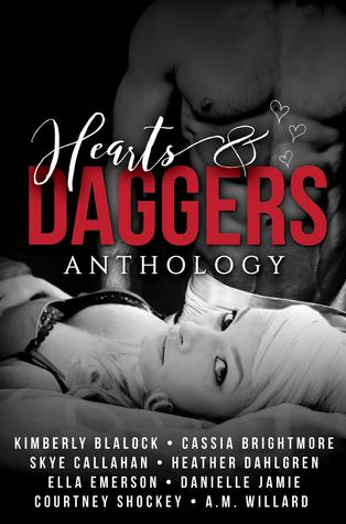 Image result for Hearts & Daggers: Anthology