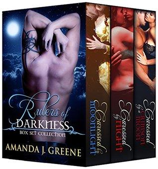 Rulers of Darkness Box Set (Books 1 -3) by Amanda J. Greene