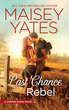 Last Chance Rebel (Copper Ridge, #6)