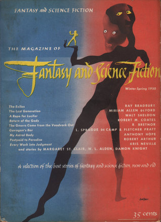 The Magazine of Fantasy and Science Fiction, Winter-Spring 1950 (The Magazine of Fantasy & Science Fiction, #2)