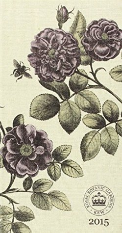 Rbg Kew Linen Slim Diary: Diary
