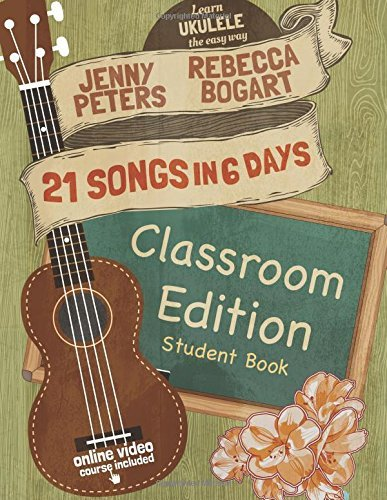 21 Songs in 6 Days Classroom: Student Book