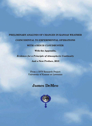 Preliminary Analysis of Changes in Kansas Weather Coincidental to Experimental Operations with a Reich Cloudbuster