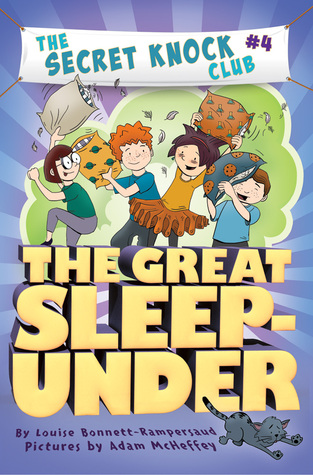 The great sleep-under by Louise Bonnett-Rampersaud
