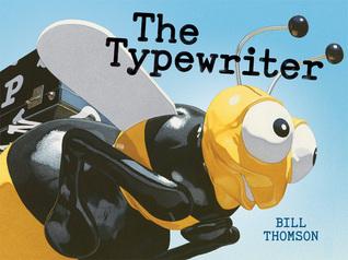 The typewriter by Bill Thomson