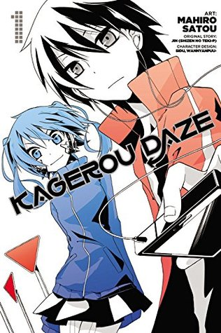 Kagerou Daze Manga, Vol. 1(Kagerou Daze Manga 1)