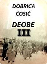 Deobe, knjiga III