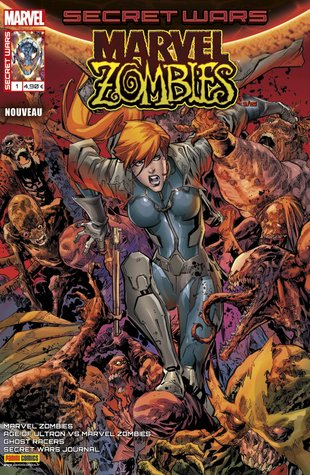 Secret Wars: Marvel Zombies #1