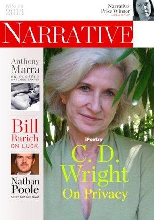 Narrative Magazine Winter Issue 2013
