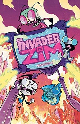 Invader Zim Vol. 1
