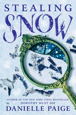 Stealing Snow book cover