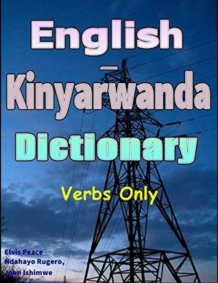 English-Kinyarwanda Verbs Dictionary