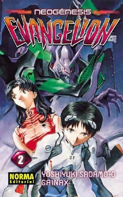 Neo Génesis Evangelion, Vol. 2