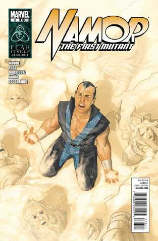Namor: The First Mutant #8