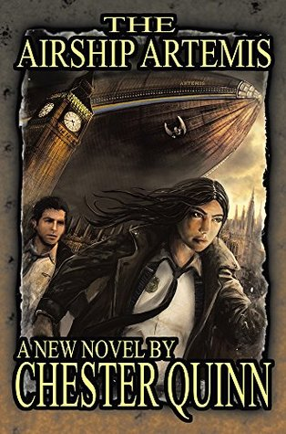 Ebook The Airship Artemis by Chester Quinn PDF!