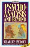 Psychoanalysis and Beyond (Tigerstripe Books)