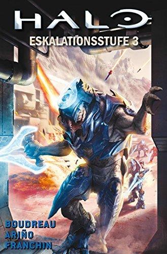 Halo Graphic Novel, Bd. 8 - Eskalationsstufe 3