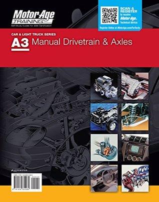 ASE Test Preparation - A3 Manual Drive Train & Axles