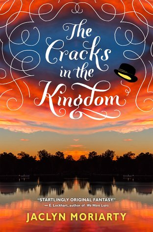 The Cracks in the Kingdom(The Colours of Madeleine 2)