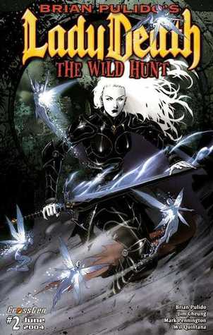 Lady Death: The Wild Hunt #2