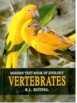 Vertebrate Zoology Pdf