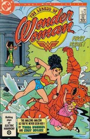 The Legend of Wonder Woman (1986) 1