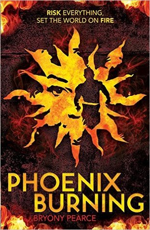 Phoenix Burning (Phoenix Series)