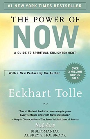 The Power of Now: A Guide to Spiritual Enlightenment - Sidekick