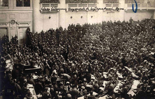 Speech at a Joint Meeting of the Petrograd Soviet of Workers' and Soldiers' Deputies and Delegates From the Fronts