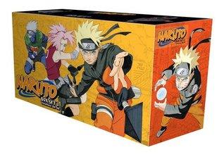 Naruto Box Set 2: Volumes 28-48