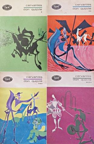 Iscusitul Hidalgo, Don Quijote de la Mancha (vol. I-IV)