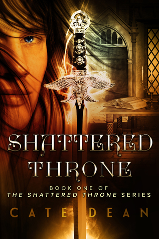 Shattered Throne (The Shattered Throne, #1)