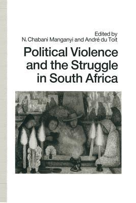 political violence in south africa essay After several-failed attempt to negotiate with the government, and increased violence in protest of government ban of political parties, the president's announcement in parliament on 2nd february 1990, changed the course of south africa's future.